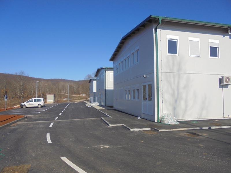 Army Barracks Slunj Mipek D O O